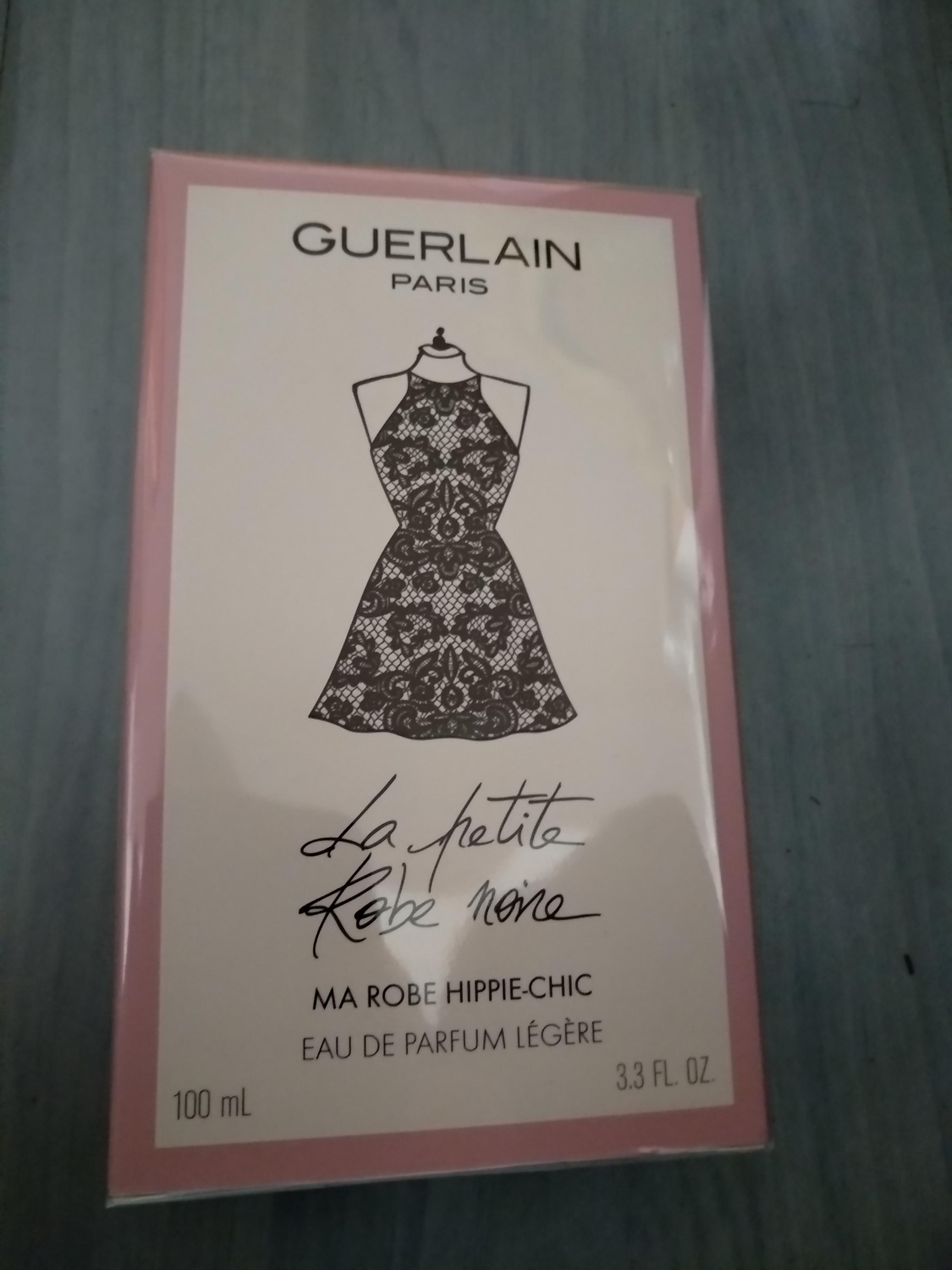 Guerlain la petite robe noire chic
